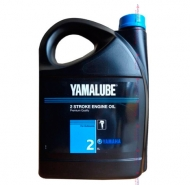 Масло моторное Yamalube 2 Marine Mineral Oil 5л