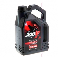 MOTUL 300V 4T FL Road Racing 10W40 Масло моторное 4л