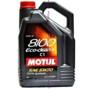 MOTUL 8100 ECO-CLEAN C1 5W30 Масло моторное 5л