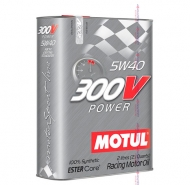 MOTUL 300V POWER 5W40 Масло моторное 2л