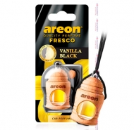"Ароматизатор Areon ""FRESCO""  Vanilla Black"