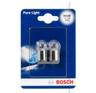 R10W Авто лампа 12 V  PURE LIGHT BOSCH к-кт